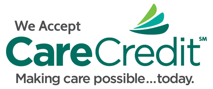 we accept care credit pillar dental